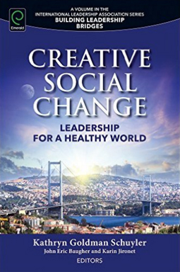 Creative Social Change Bookcover